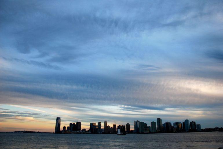 Jersey/Hudson River
